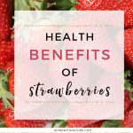 Strawberries has long been regarded as a symbol of love with their heart shape and red color. Today we know that there really is a reason for their fame. They are full of healing powers.