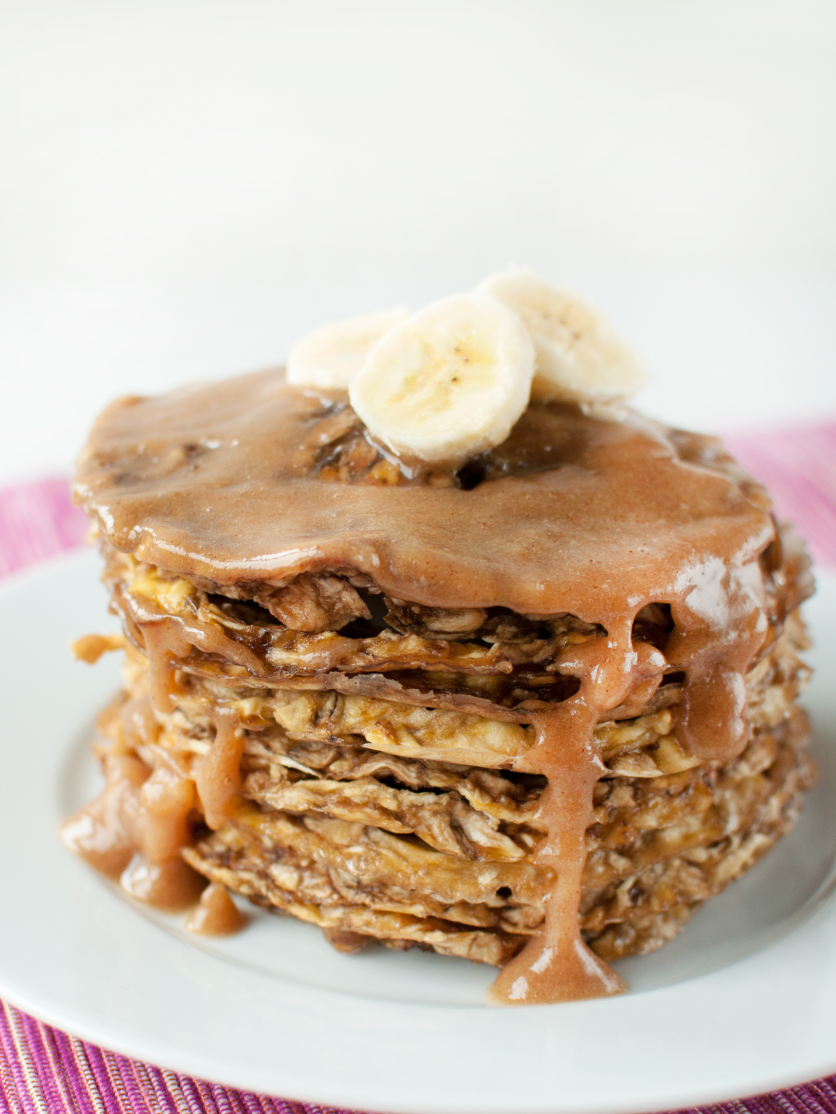 Fluffy raw vegan pancakes one ingredient shine with nature these raw vegan banana pancakes are soft fluffy and so delicious just perfect forumfinder Image collections