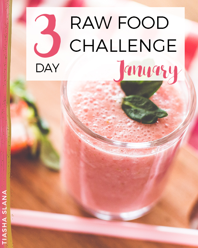 Want to feel and look better? Get my FREE 3-day Raw Food Challenge.